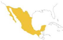 Mapa México Ibergruas