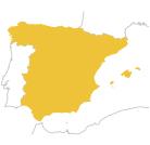Mapa España Ibergruas